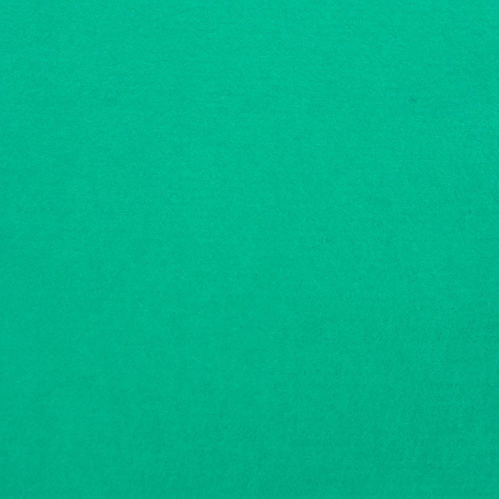 Фетр мягкий 1 мм, 100% шерсть, 20x30 см, БИРЮЗОВЫЙ