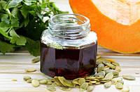 Подробнее о пользе живого, сыродавленного тыквенного масла