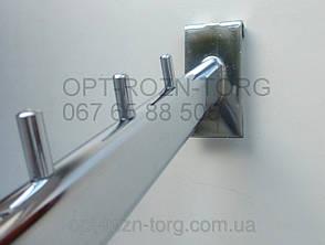Кронштейн (флейта торгова) скріпленням на сітку, фото 2