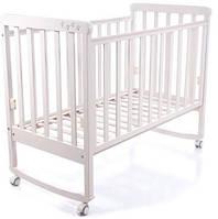 Детская кроватка Верес Соня ЛД 12 (слоновая кость)