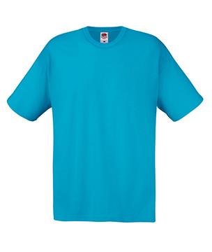 Чоловіча футболка біла бавовна 082-ZU