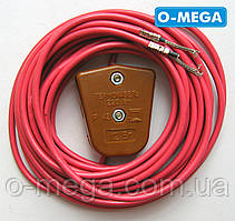 Шнур тепловой электронагревательный для инкубаторов
