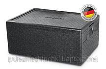 Термоконтейнер 68,5х48,5х36/60х40 см., 80 л. из полипропиленовой пены Kitchen Line