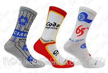 Носки мужские демисезонные хлопок Super Socks, арт 001, ассорти, 01258