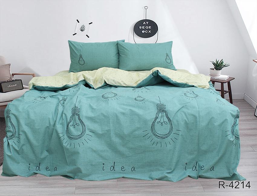 Двухспальный. Комплект постельного белья с компаньоном R4214