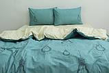 Двухспальный. Комплект постельного белья с компаньоном R4214, фото 2