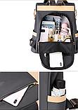 Рюкзак-сумка жіночий нейлон Zhimingdu, фото 10