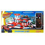 """Іграшковий паркінг 553-394A """"ВСПИШ"""" два поверхи, фото 2"""