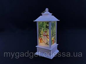 Декоративный Рождественский Светильник  (2)