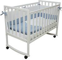 Детская кроватка Верес Соня ЛД 13 (белый)