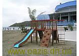 Детская площадка деревянная Лодочка, фото 3