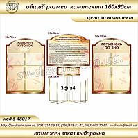 Стенды для кабинета МАТЕМАТИКИ (017)