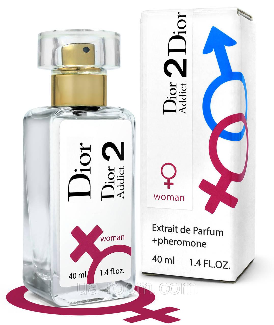 Тестер Pheromone женский Christian Dior Addict 2, 40 мл.