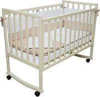 Детская кроватка Верес Соня ЛД 13 (слоновая кость)