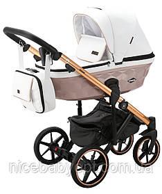 Дитяча універсальна коляска 2 в 1 Adamex Diego Star-106