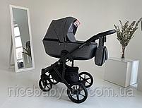 Дитяча універсальна коляска 2 в 1 Adamex Olivia Q3, фото 4