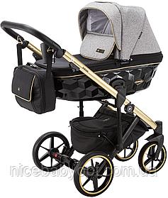 Дитяча універсальна коляска 2 в 1 Adamex Diego DW-500