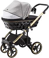 Детская универсальная коляска 2 в 1 Adamex Diego DW-500, фото 5