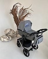 Дитяча універсальна коляска 2 в 1 Adamex Olivia BR-260, фото 3