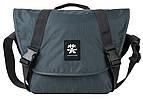 Вместительная сумка для зеркальной фотокамеры CRUMPLER Light Delight 6000 (steel grey), LD6000-010