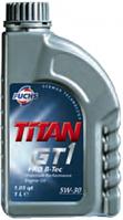 Синтетическое моторное масло TITAN (титан) GT1 PRO B-Tec SAE 5W-30 1л.