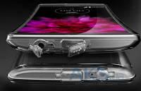 Чехол Ringke Fusion LG Optimus G Flex 2 H955/H950 Crystal