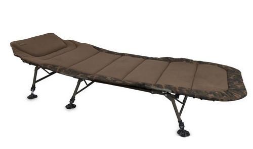 Розкладушка Fox R1 camo compact bedchair