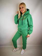 Женские тёплые спортивные костюмы