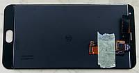 Meizu M2 Note дисплей в зборі з тачскріном модуль чорний