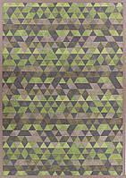 Килим двосторонній Narma Luke 160х230 см Зелений, фото 1