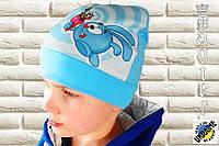 Детская шапка смешарики