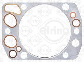 Прокладка головки блоку циліндра MAN TGA, E 2000, EL, F 2000, F 90) (пр-во Elring), 752.037
