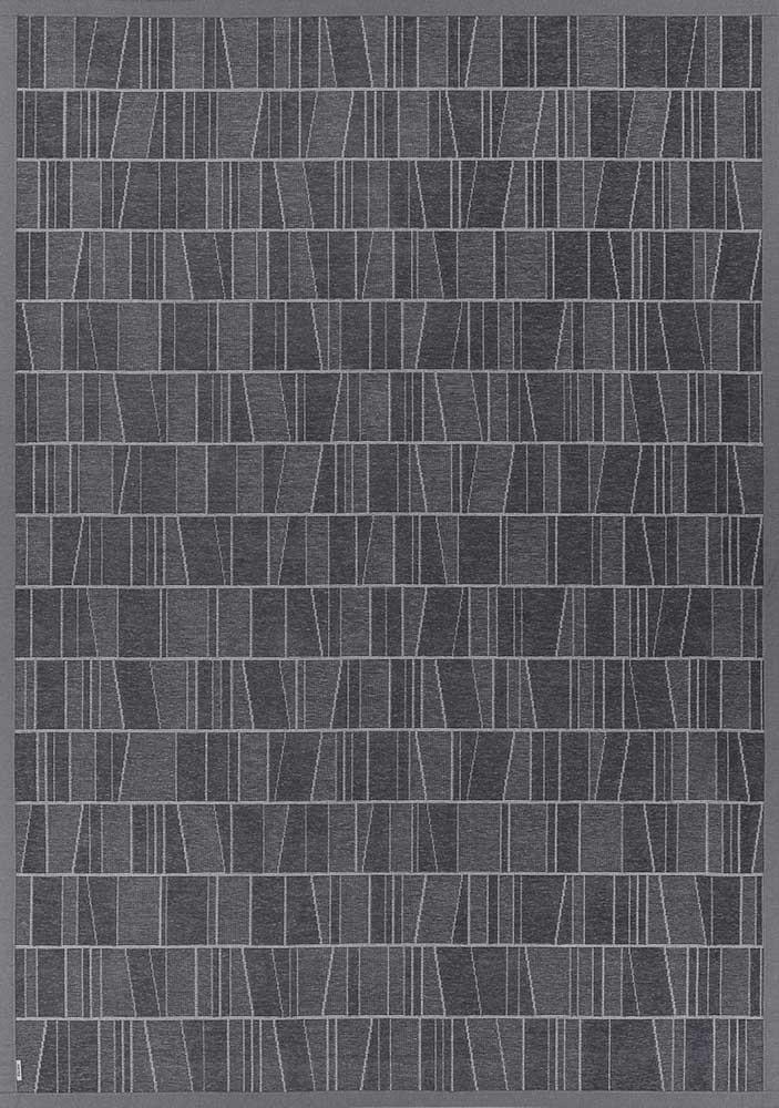 Ковер двухсторонний Narma Kursi 200х300 см Темно-серый