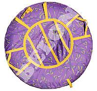 Тюбинг-санки ватрушка надувные 100, фото 1