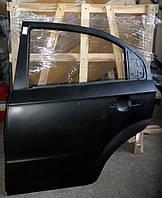 Дверь задняя левая Chevrolet Aveo седан P-SF69Y0-6200031. Двери оригинальные на ZAZ Vida Т-250 / Авео-3 T-250, фото 1