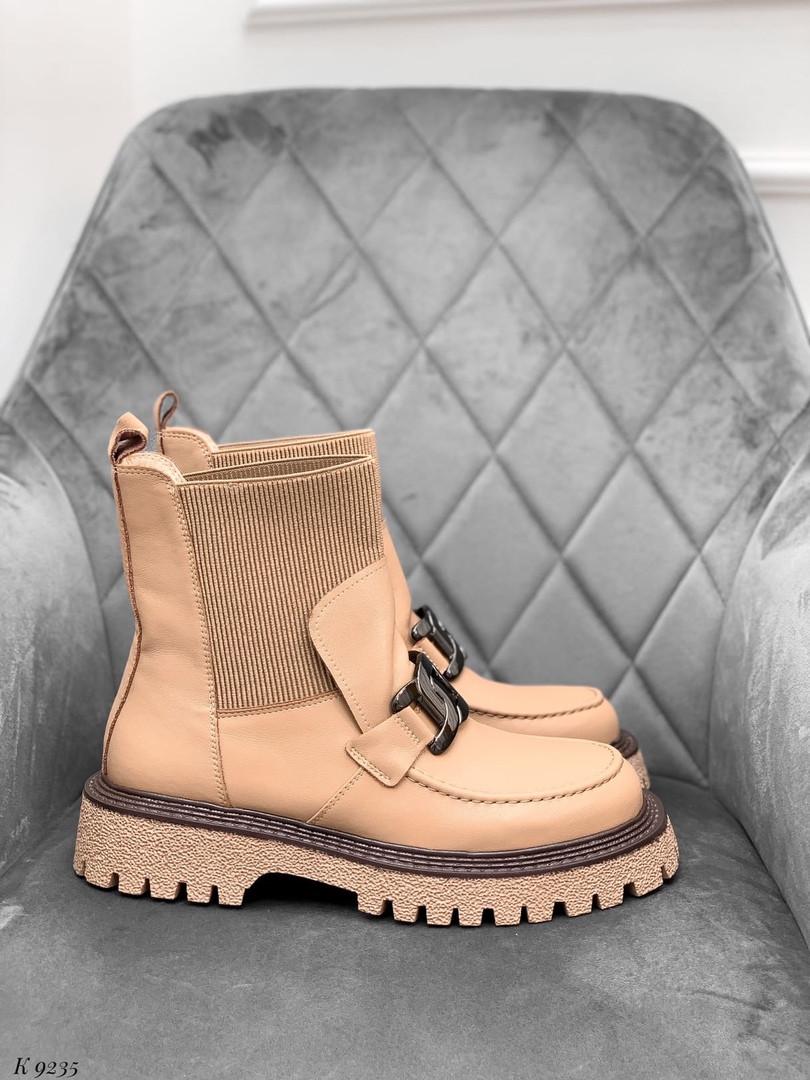 Молодіжні осінні черевики 9235 (ДБ)