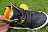 Демісезонні дитячі черевики clibee для хлопчика чорні р26-31, фото 3