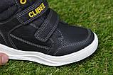 Демісезонні дитячі черевики clibee для хлопчика чорні р26-31, фото 6