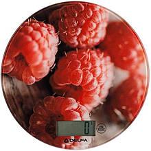 Ваги кухонні Delfa DKS-3116 Raspberry