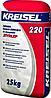 Клей для утеплителя Kreisel 220, 25кг