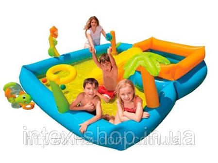Надувной водный игровой центр Intex 58466 киев, фото 2