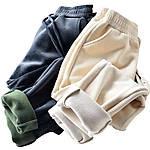 Жіночі штани, вельвет,фліс, р-р 42-44; 46-48; 50-52 (молоко), фото 2