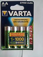 Аккумулятор Varta (АА ) Ni-Mh 1.2 V   2700 мАч возможен безнал