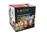 Электрическая мини-соковыжималка для цитрусовых Haeger HG-613, 500 мл, 40Вт, фото 8