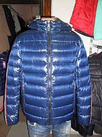 Куртка мужская синяя MALIDINI размер 48-50