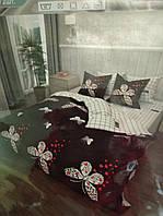Комплекти постільної білизни бязь Голд люкс двох спальний розмір 1.80/2.20