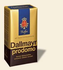 "Кофе молотый Dallmayr Prodomo 500гр.  (Германия)  - Интернет магазин ""Mamadream"" в Луцке"