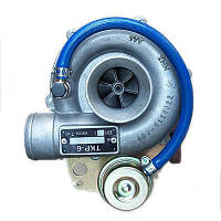 Турбокомпрессор ТКР 6.1 (с вакуумом) на двигатель Д24 (ЗИЛ, ГАЗ, МТЗ, ПАЗ)