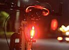 Велосипедна мигалка акумуляторна SD-616, фото 2