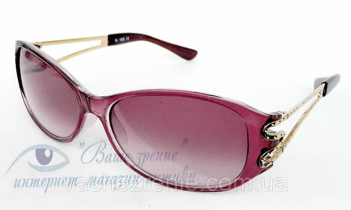 Очки женские для зрения +/- Код:1048